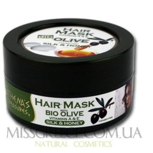 Фото греческая маска для сухих волос