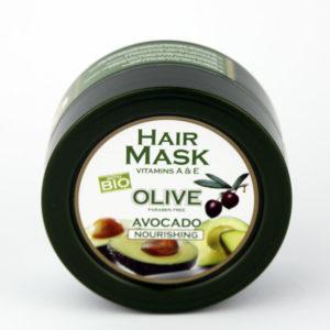 Фото питательная маска для волос